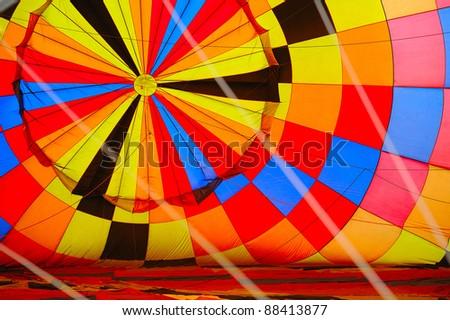 balloon thailand - stock photo