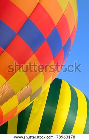 Balloons , Thailand - stock photo