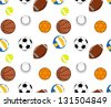Balls. Its a raster version. Vector search in my portfolio. - stock photo
