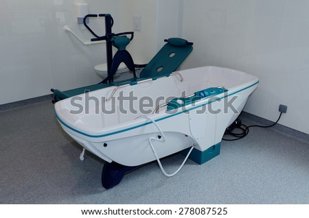 Balneotherapy - stock photo