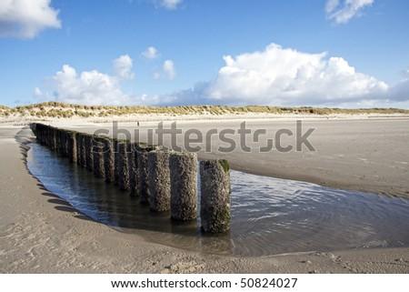 Baltic sea - stock photo