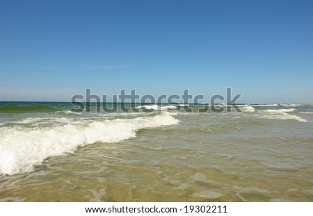 Baltic Seaside in Lithuania, Klaipeda, Smiltyne, Europe