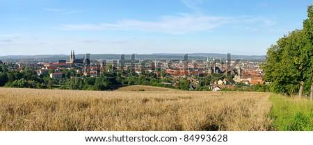 Bamberg - stock photo