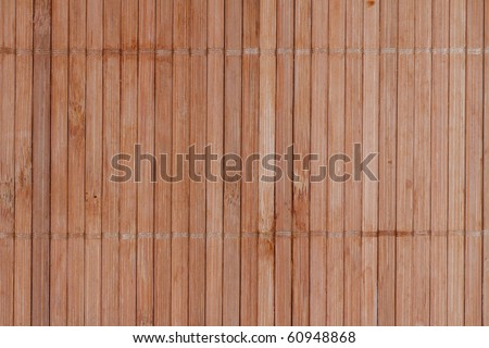 Bamboo background board. horizontal pattern. nice texture.