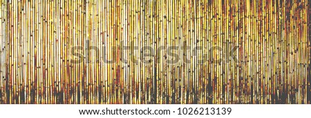 Bamboo flooring   background, texture