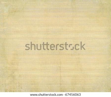 Bamboo Paper Style Background - stock photo