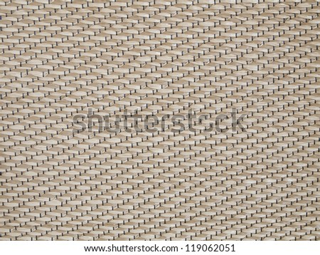 Bamboo plastic detail texture Background - stock photo