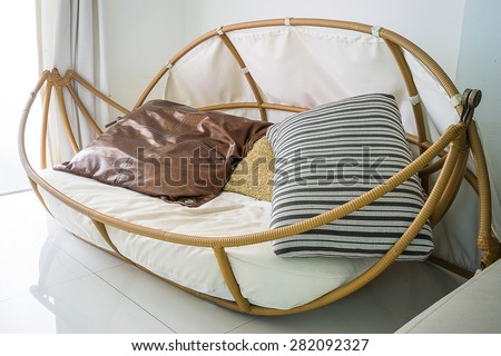 bamboo sofa bed