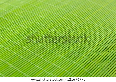 Bamboo texture - stock photo