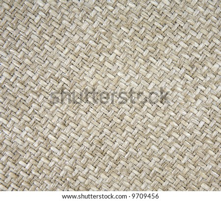 Bamboo texture background with a very tight weave - stock photo