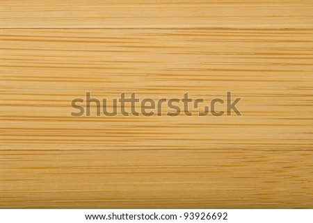 Bamboo texture with horizontal stripes - stock photo