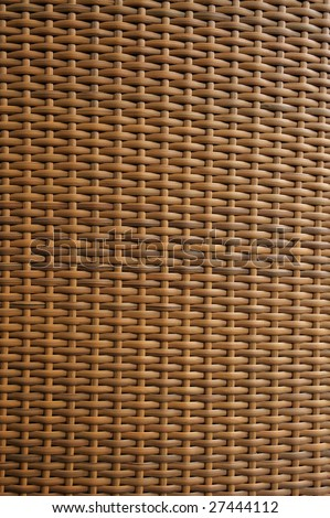 Bamboo Weaving Cross background - stock photo