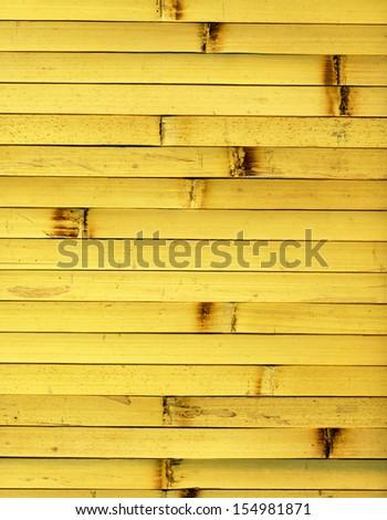 bamboo wood background texture - stock photo