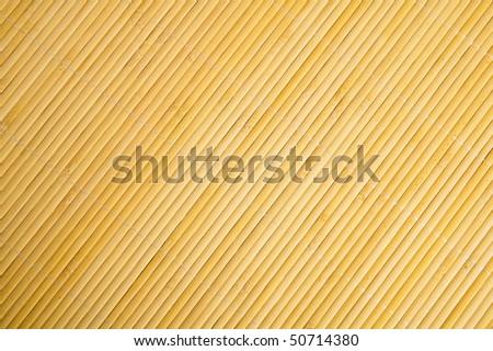 bamboo wood texture background - stock photo