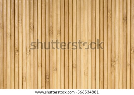 bamboo works