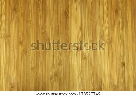 bamboo wooden texture - stock photo