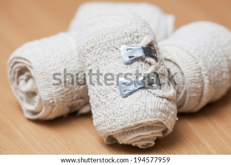 Bandage - stock photo