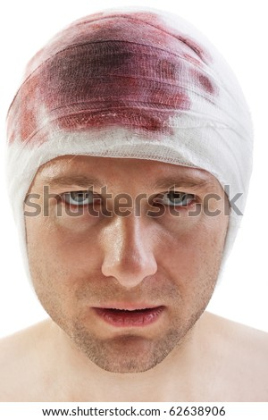 Head Bandage Stock Images, Royalty-Free Images & Vectors ...