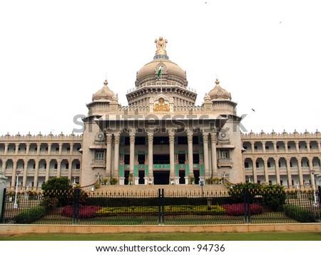 Bangalore - stock photo