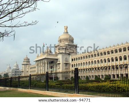 Bangalore, India - stock photo