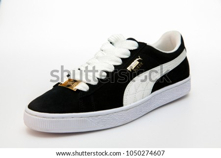 puma suede shop thai