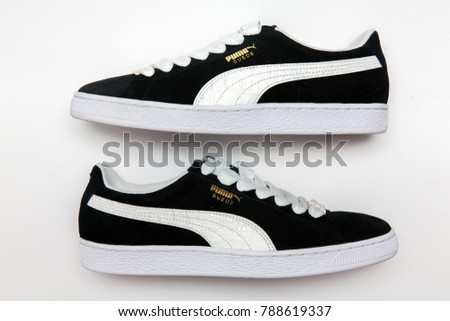 puma suede shop thai