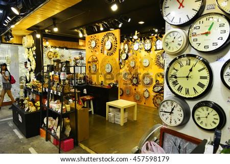 ... Home Decor Shopping In Bangkok. Ads. Bangkok Thailand July 22 View  Painting Stock Photo 482022232