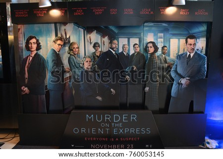 Murder On The Orient Express  Graphic Vintage Travel Posters
