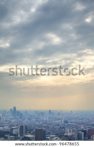 Bangkok View - stock photo
