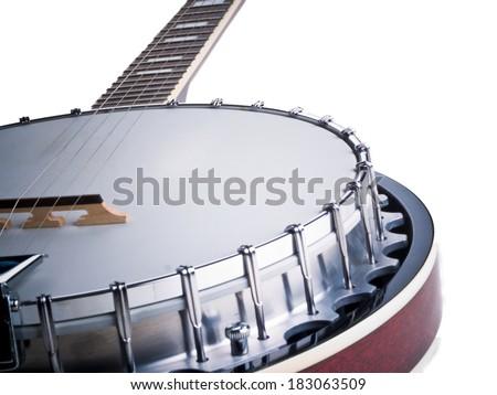 Banjo - stock photo