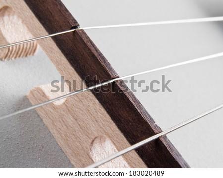 Banjo bridge - stock photo