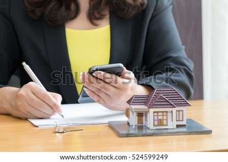 Bank checking accounts from mobile application to loan for buying home