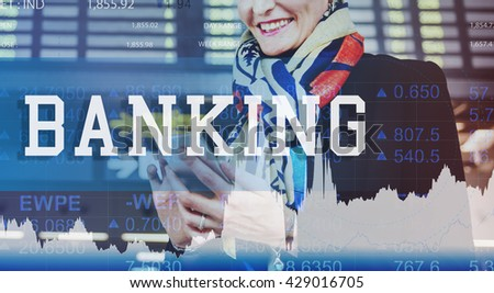 Banking Finance Organization Business Money Concept