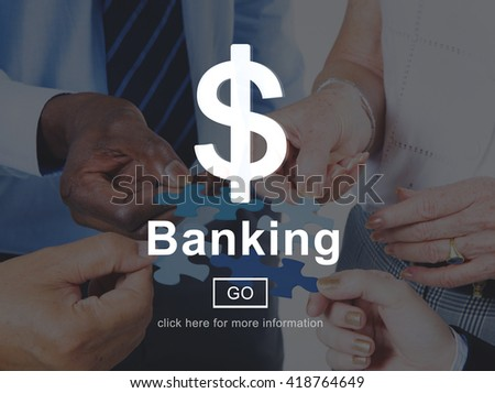 Banking Money Cash Online Website Internet Concept