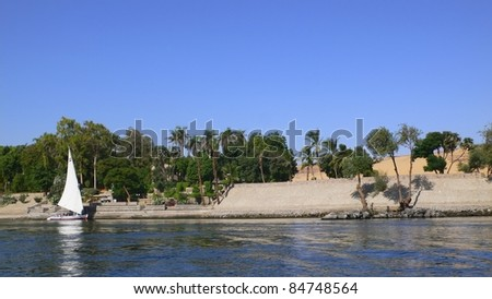 banks of the River Nile