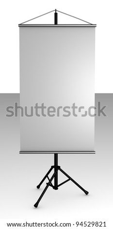 Banner - stock photo
