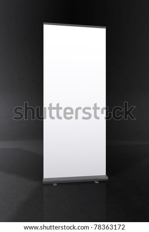 Banner Template - stock photo