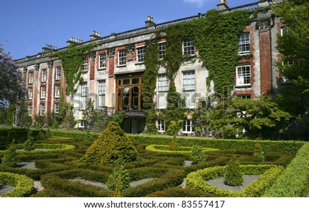 Bantry house - stock photo