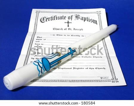 Baptism Certificate Images RoyaltyFree Images Vectors – Baptism Certificate