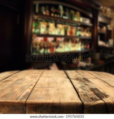 bar  - stock photo