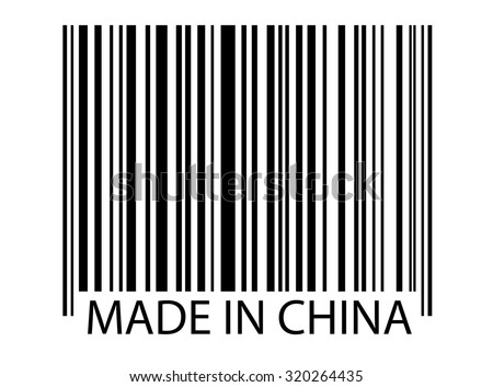 Bar code - Made In China