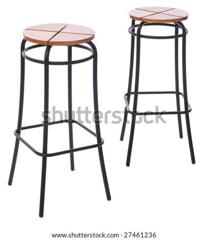 Bar stool - stock photo