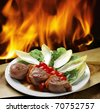 barbecue - stock photo