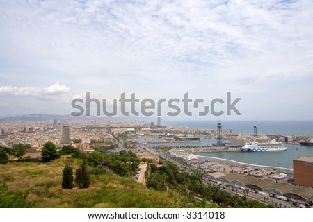 Barcelona, capital of Catalonia