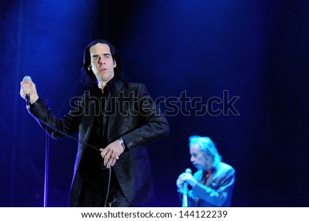 Nick Cave Serbia Barcelona May 25 Nick Cave