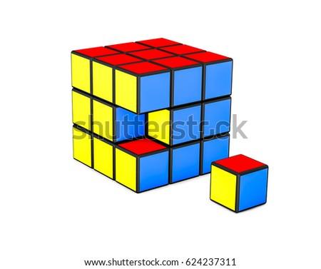 Rubik stock images royalty free images vectors for Rubik espana