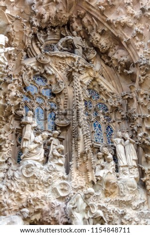 stock-photo-barcelona-spain-may-sagrada-