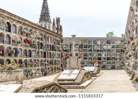 stock-photo-barcelona-spain-may-the-laby