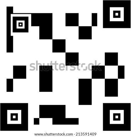 barcode backgrounds - stock photo