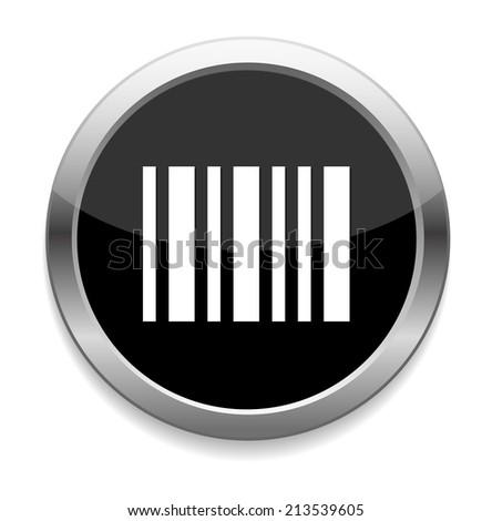 Barcode symbol - stock photo